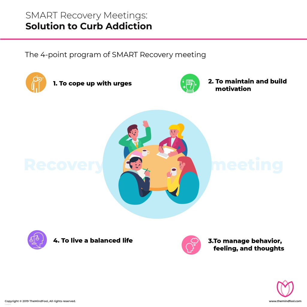 SMART Recovery Meetings_ Solution to Curb Addiction