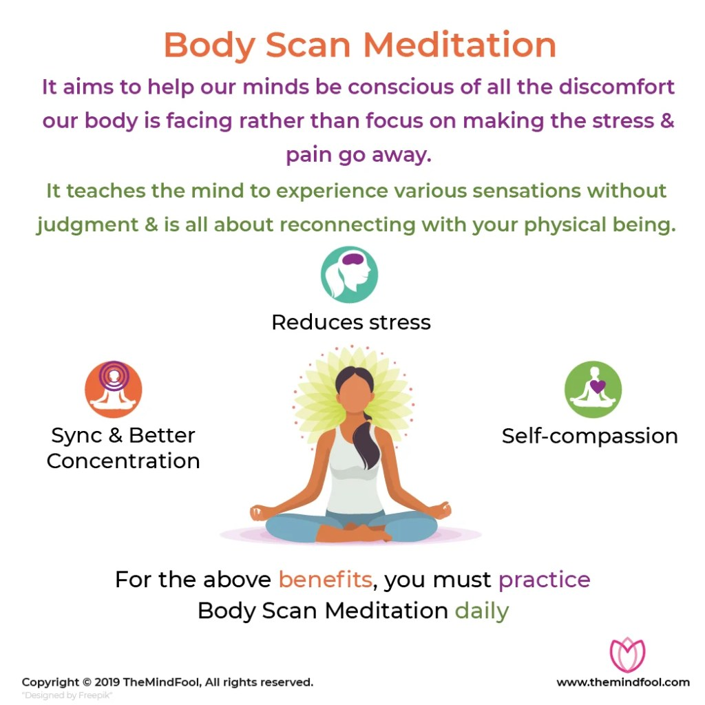 Benefits of Body Scan Meditation