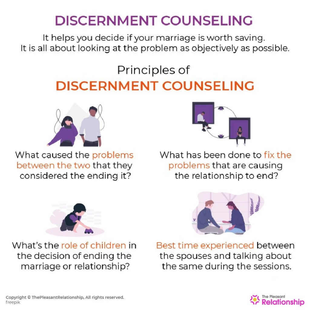 Principles of Discernment Counseling