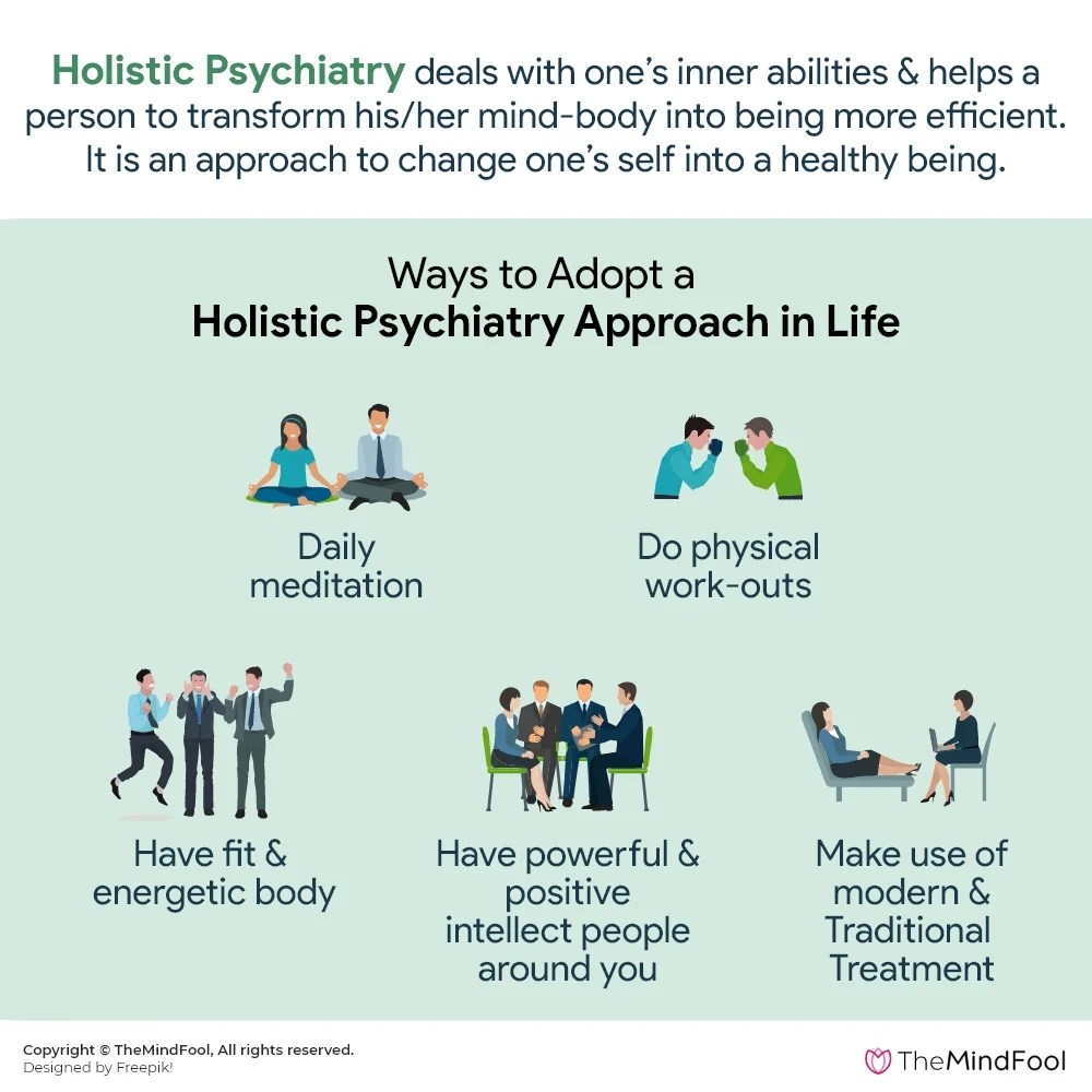 Holistic Psychiatry - Everything You Need to Know