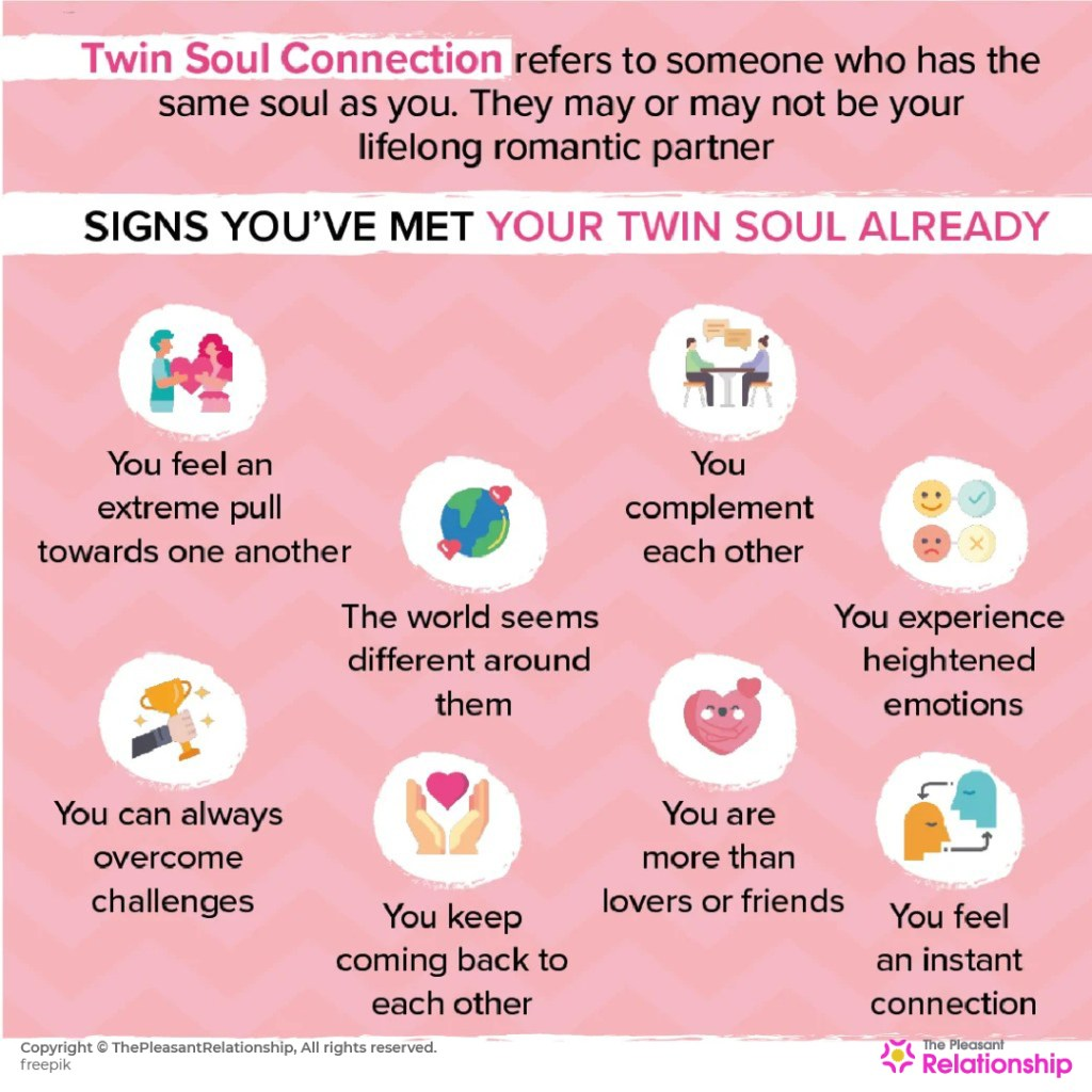 Twin Souls: How to Know if You Met Yours Already?