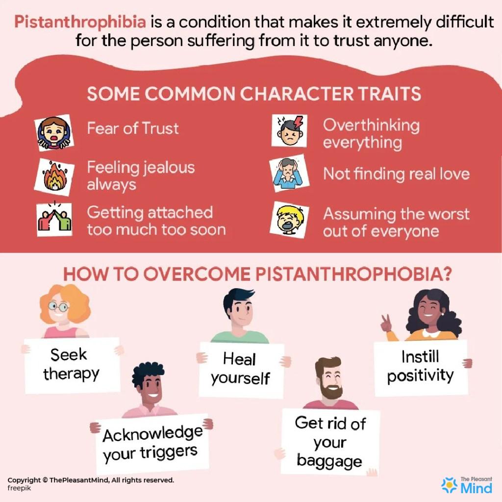 Pistanthrophobia: Fear of Trust