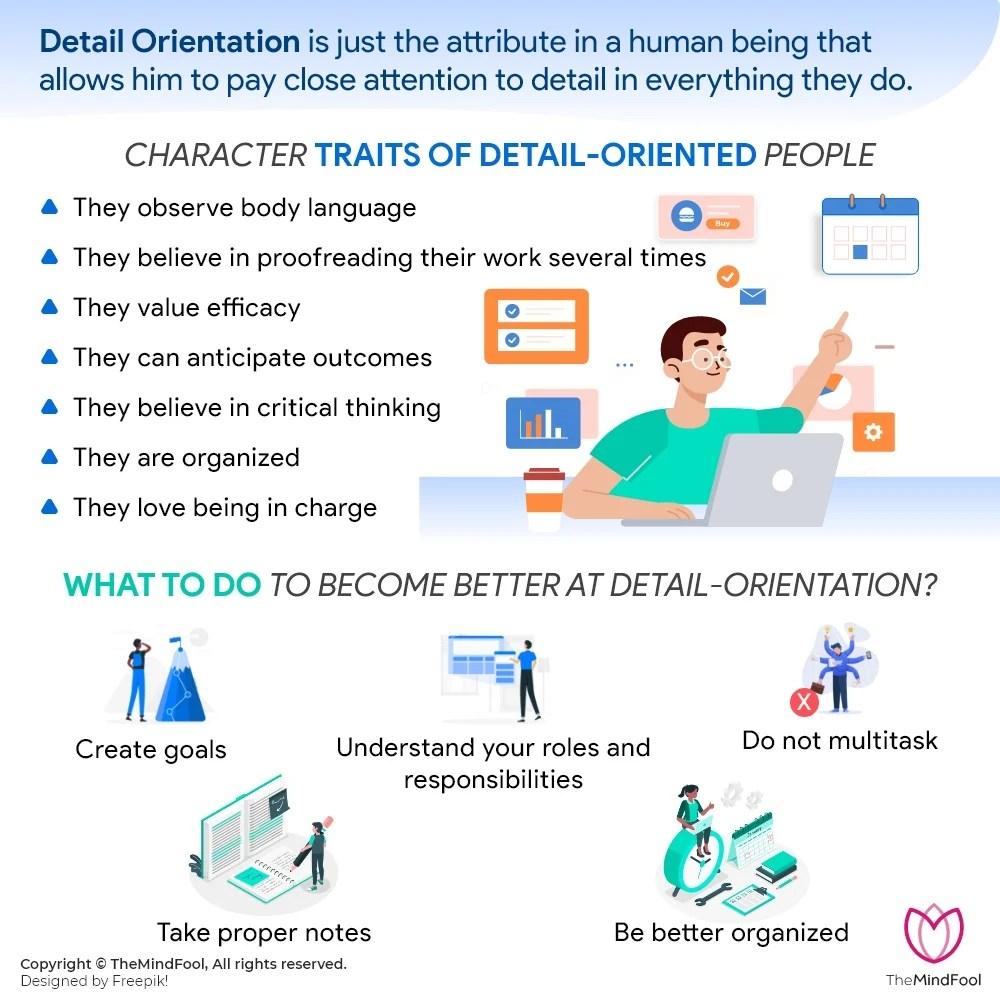 Detail Oriented Detail Oriented Meaning Detail Oriented Person Detail Oriented Skills Detail Oriented Definition