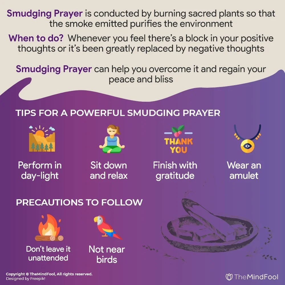 Everything You Need to Know about Smudging Prayer