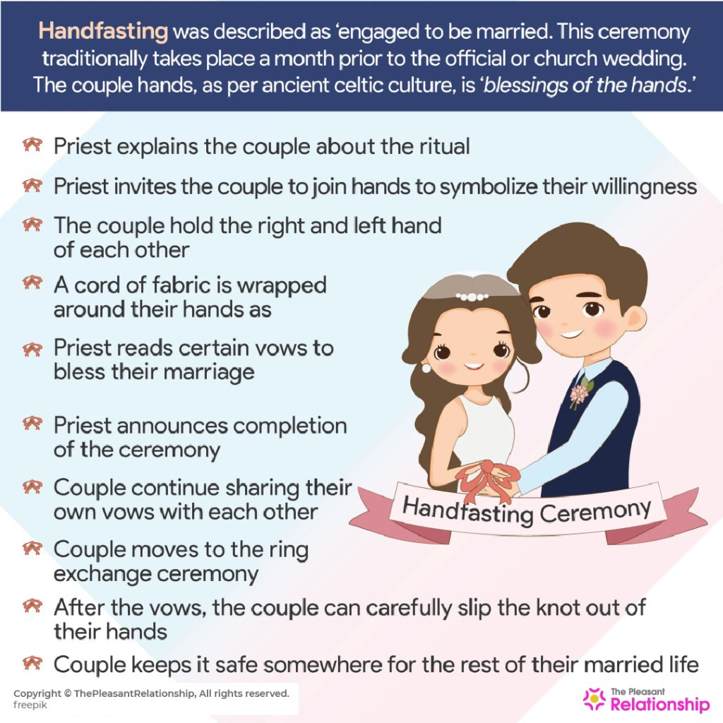The Unique Tradition of Handfasting Ceremony