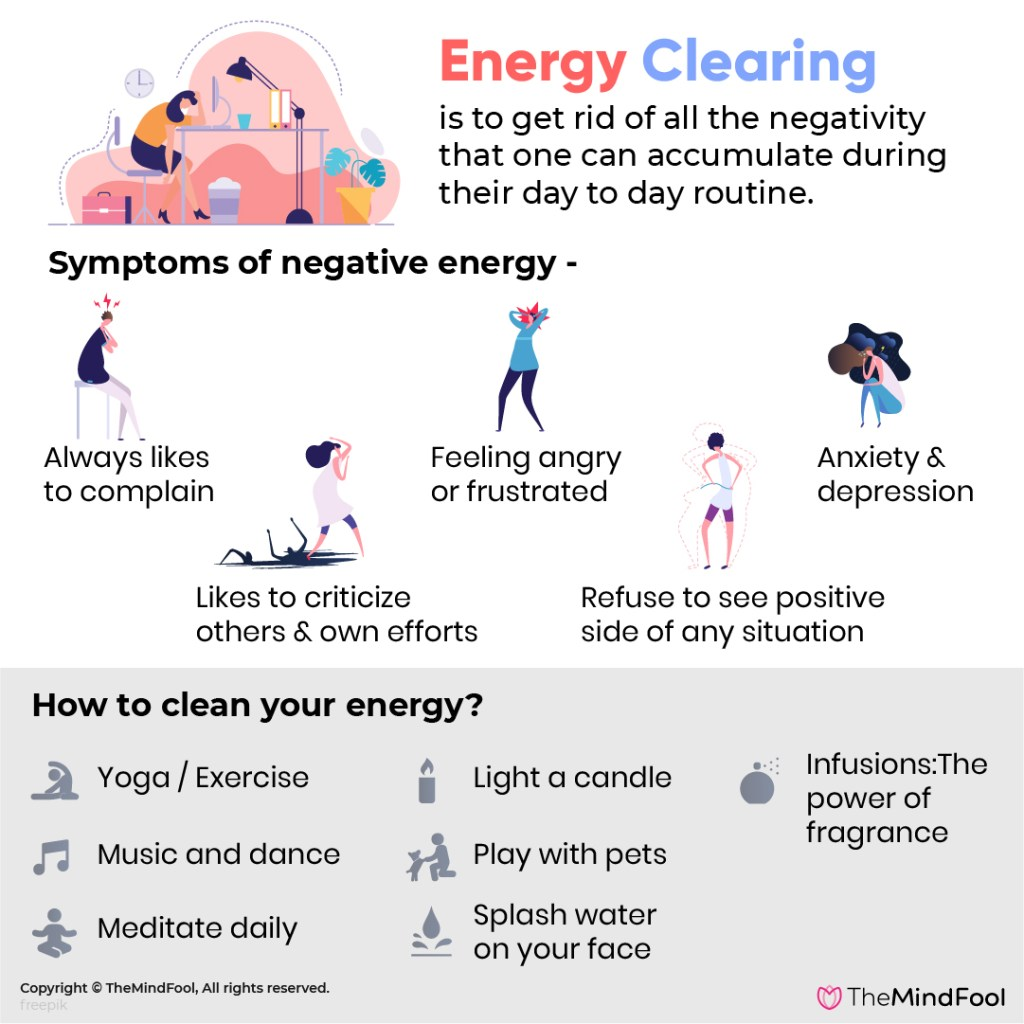Energy Clearing: Know What Matters