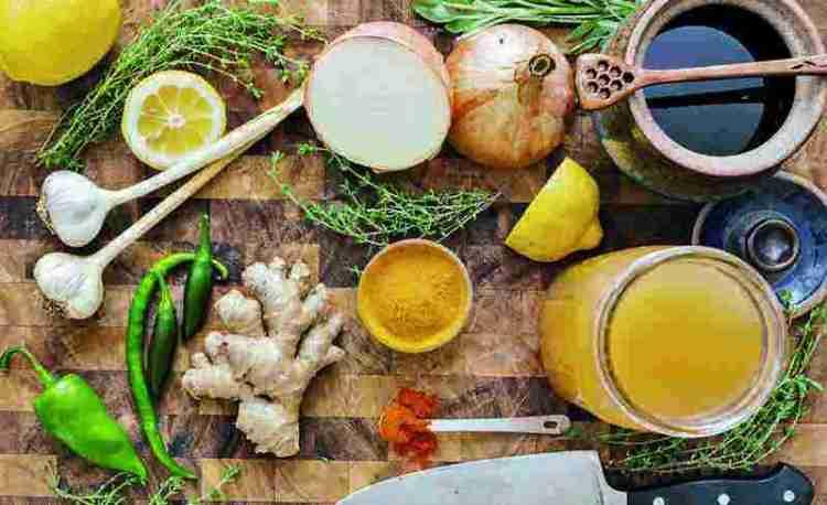 Ingredientes del tónico de fuego de miel: la abeja benévola