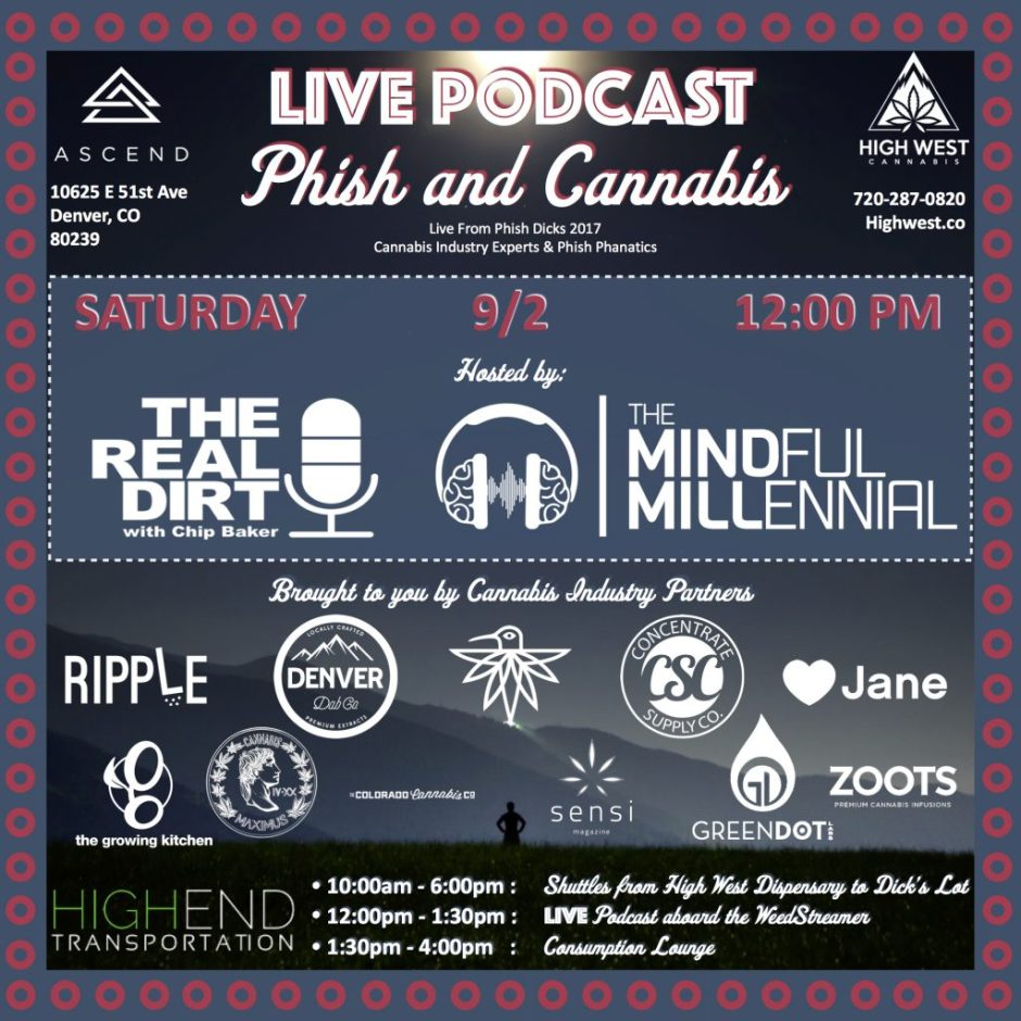 Cannabis Leaders on Industry, Colorado, and Phish