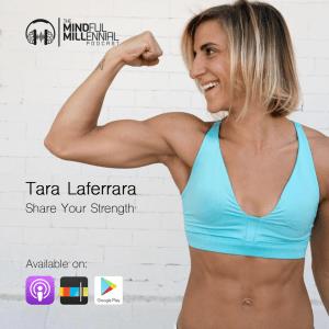 Share Your Strength | Tara Laferrara