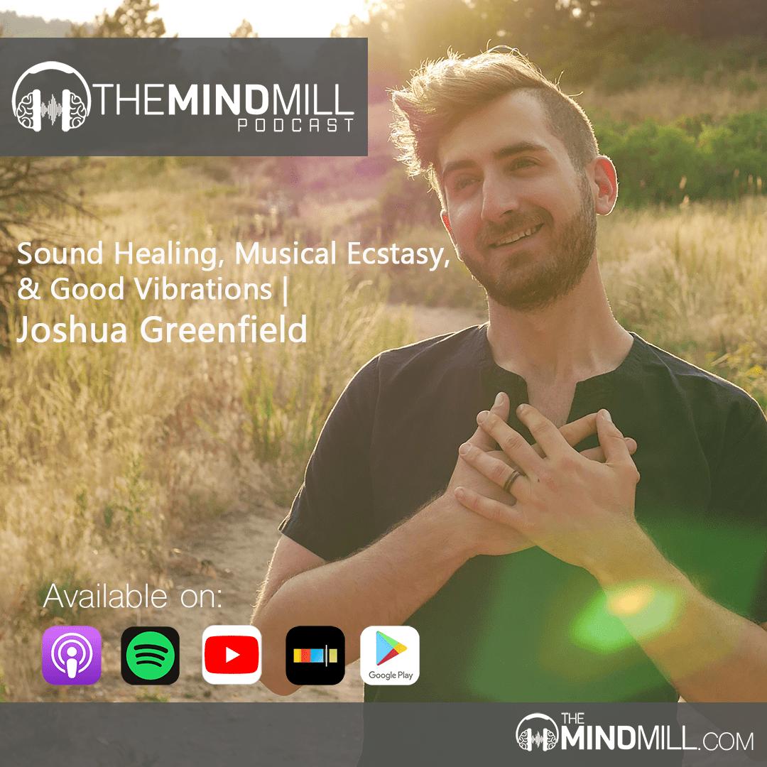 Sound Healing, Musical Ecstasy, & Good Vibrations | Joshua Greenfield