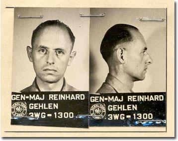 Reinhard Gehlen 1945