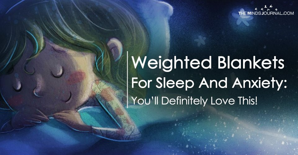 weighted blankets for sleep