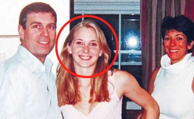 Epstein Accuser Virginia Roberts Giuffre Prince Andrew