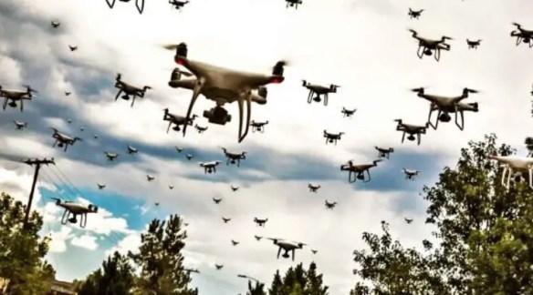 Unidentified Drones