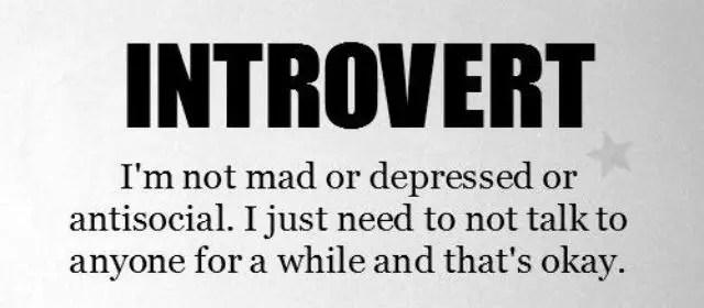 introvertt