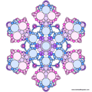 mandalas snowflakes color healing spirit