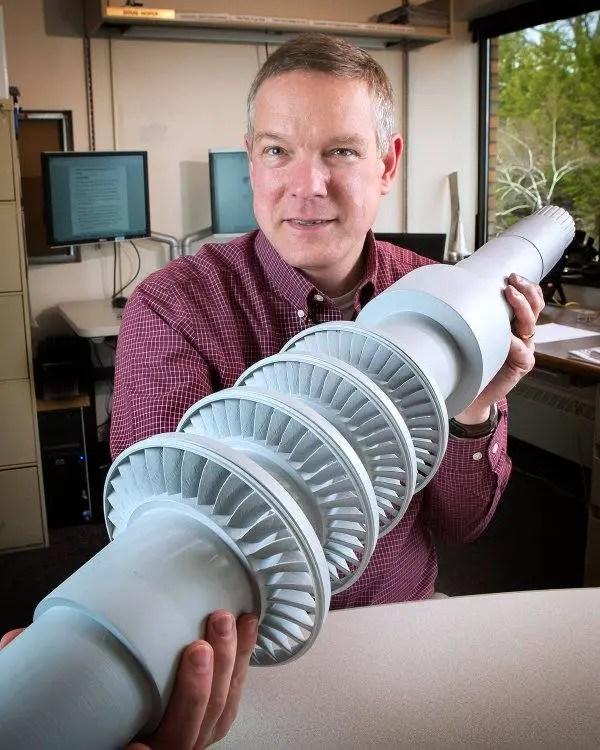 carbon dioxide turbine hofer