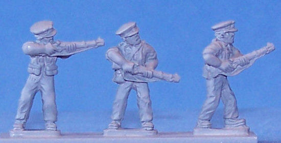 SCW Assault Guards, Standing
