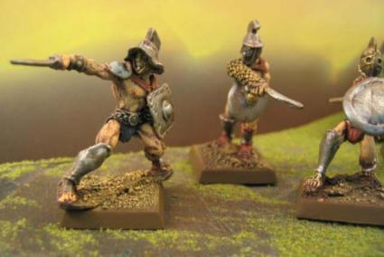 TMP Gladiators  Centaurs