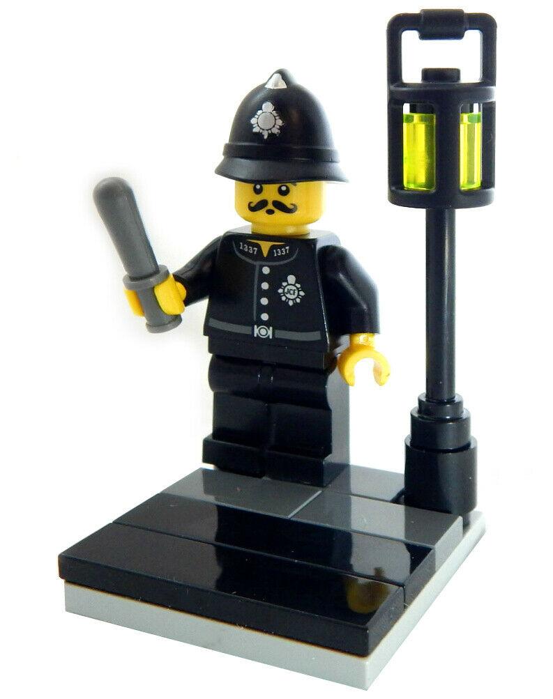 LEGO British Police Officer Minifig Bundle - The Minifig Club