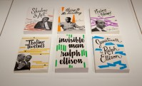 GRAPHICS - Ralph Ellison Collection Designed by Cardon Webb