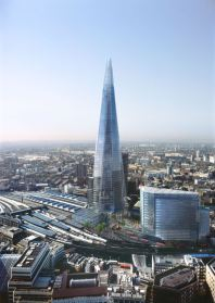 ARCHITECTURE - The Shard, London, UK Designed by Renzo Piano
