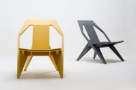 FURNITURE - Medici Chair Designed by Konstantin Grcic for Mattiazzi