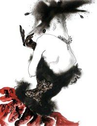 Nina Ricci Haute Couture, 1984.