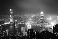 Hong Kong cityscapes 2013-7