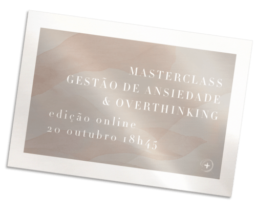 Banner Site Masteclass Gestão Ansiedade & Overthinking - Out21