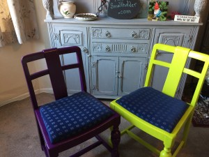Chairs with new life