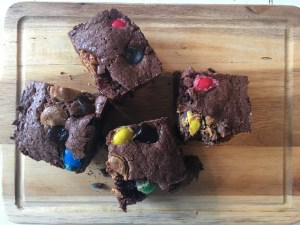 Brownies full of extra gooey loveliness