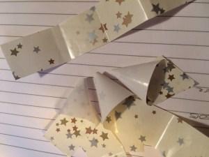 paper flowers - paper petals