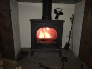 log burner repairs