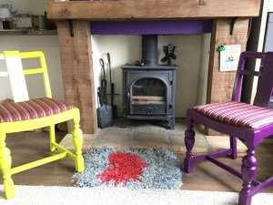 cosy chairs