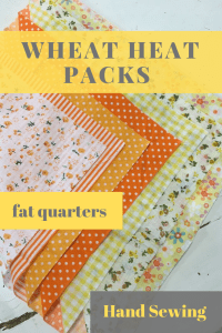 wheat heat packs