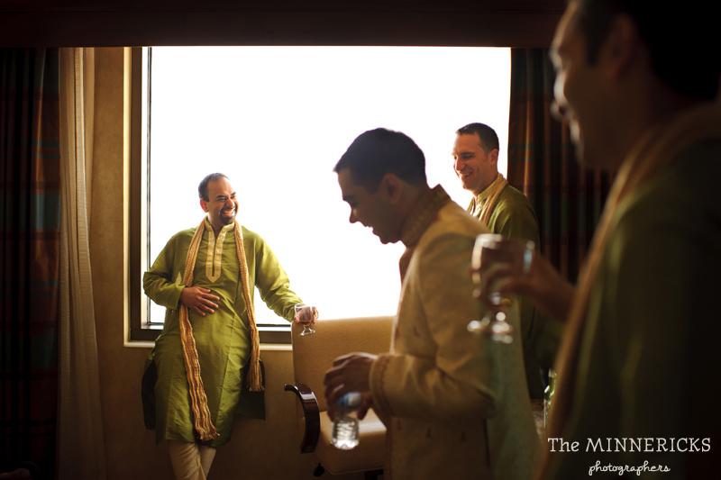 Jainist Muslim Indian Ceremony At Hotel Intercontinental