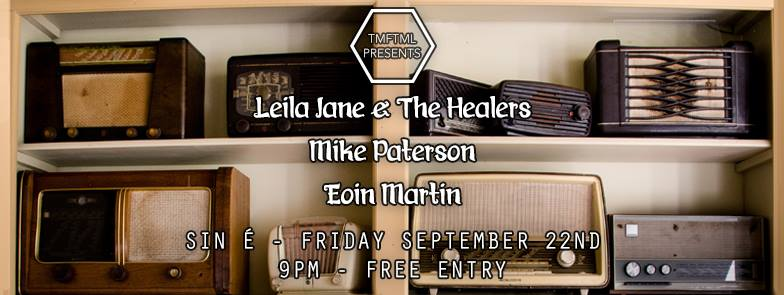 Continuing Our Series Of Curated Shows Were Back With An Evening Acoustic Leaning Acts To Ease You In The Autumn Dusk