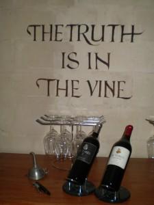 De Toren owner Emil den Dulk's philosophy on winemaking.