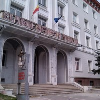 Training at CLUBUL SPORTIV DINAMO: Romania, part doi