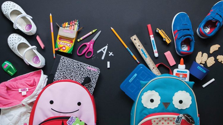The Mint Chip Mama Long Island Mom Blog: Mabels Labels school supplies name labels