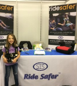 The New York Baby Show - Safe Traffic System Ride Safer Travel Vest