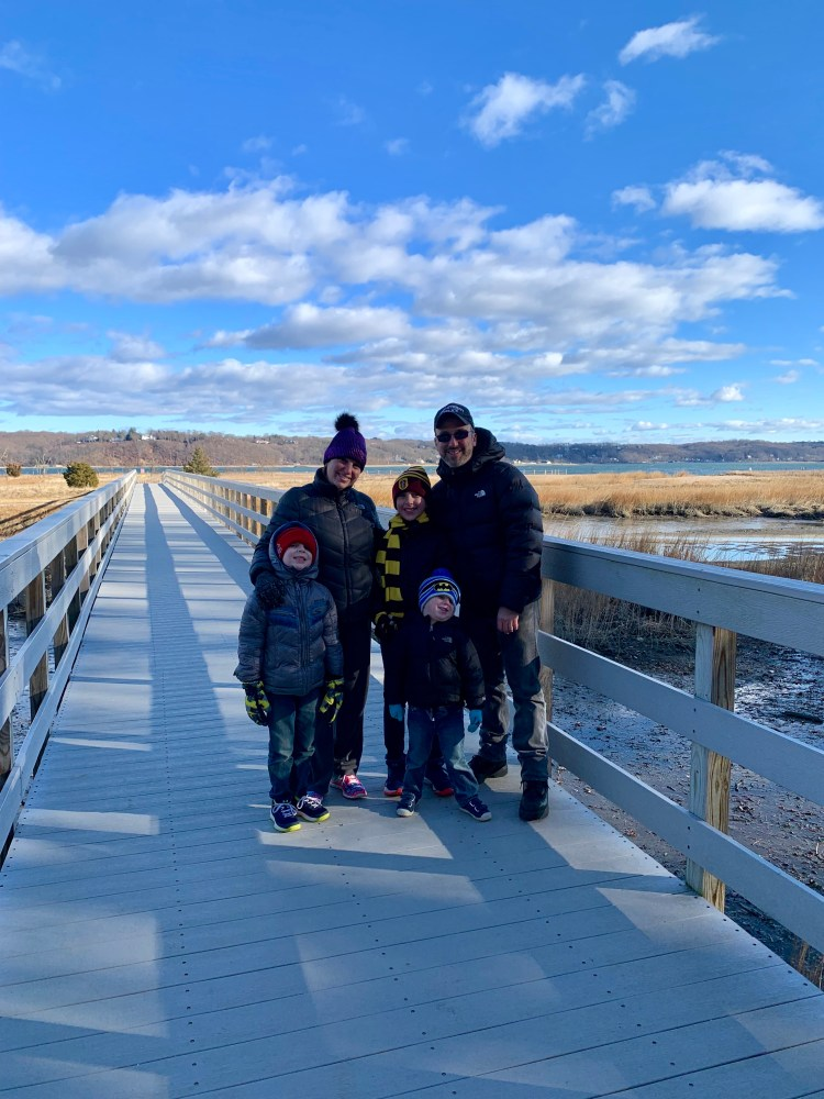 Family Hikes on Long Island - The Mint Chip Mama