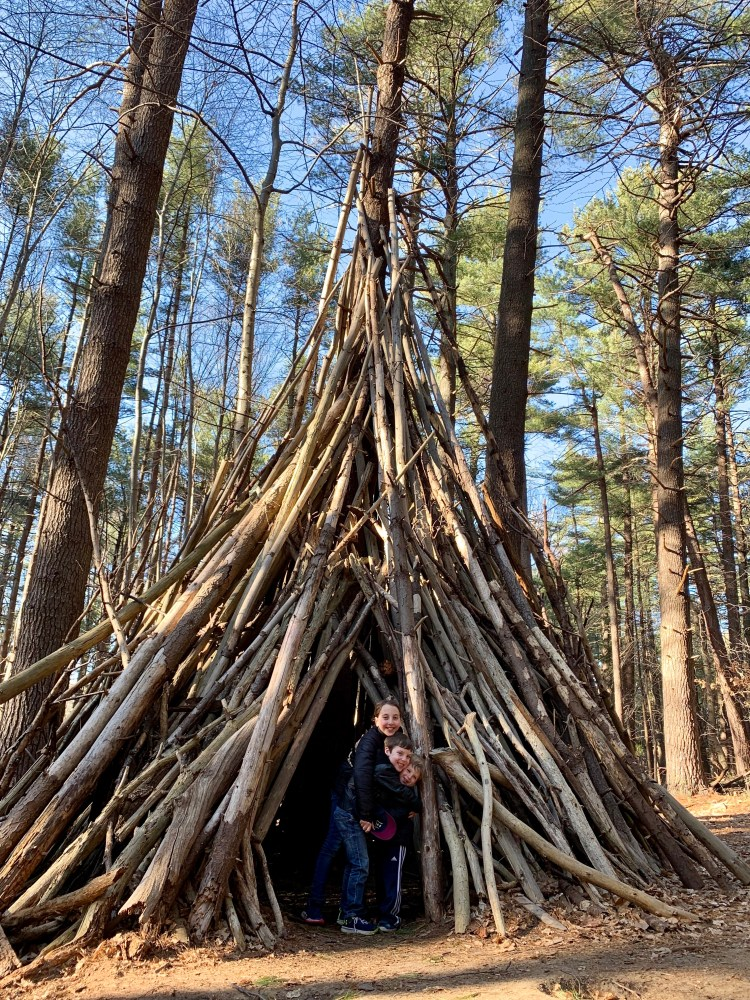Family Hikes on Long Island - The Mint Chip Mama - Prosser Pines Nature Preserve