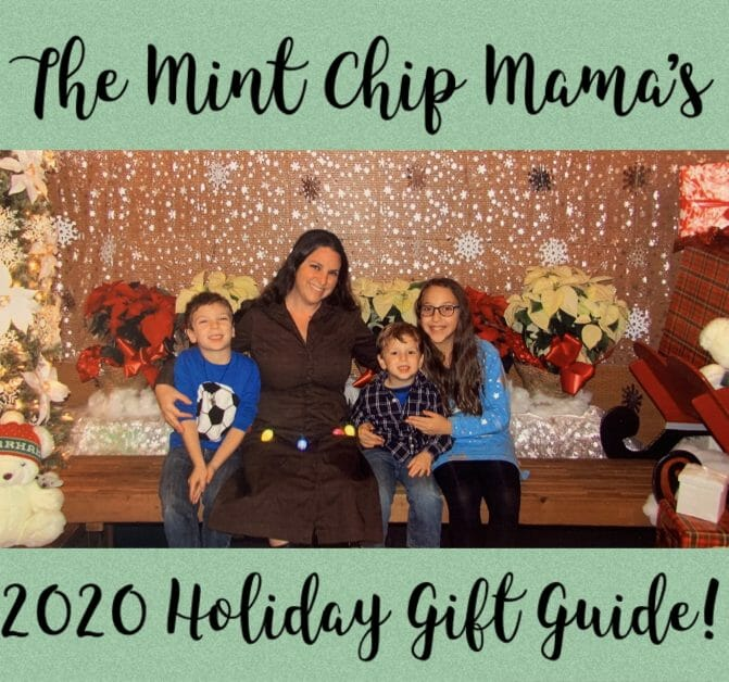 The Mint Chip Mama - 2020 Holiday Gift Guide