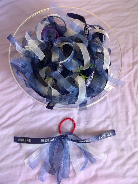 The Mint Chip Mama - RSDubs Ribbons Custom Hair Ties