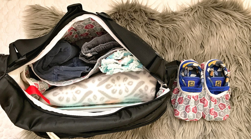 baby bag, baby shower gift, diaper bag