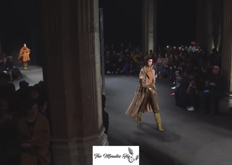 tendenze autunno inverno 2018 2019 - country - western - the minutes fly - nadia coppola