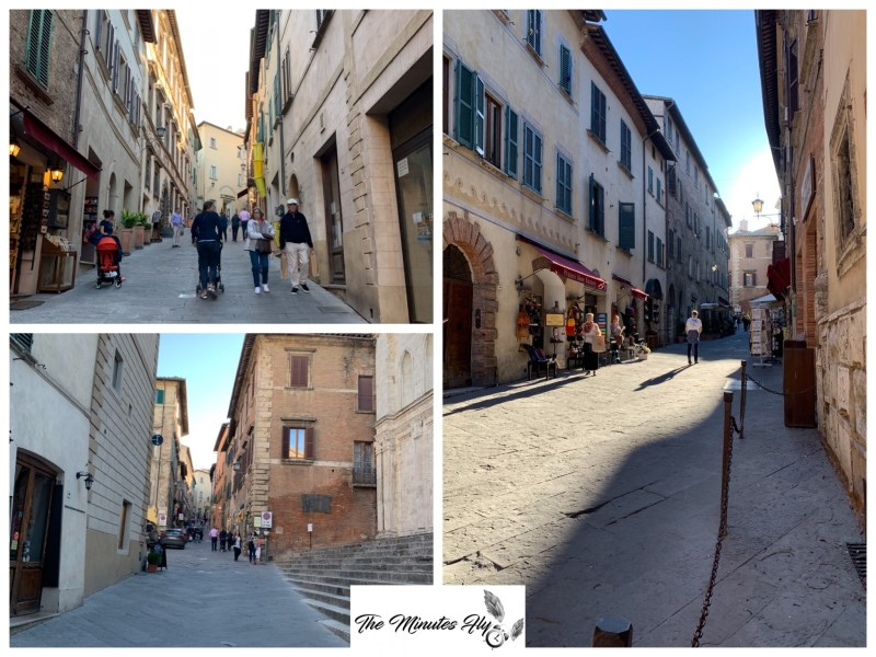 Visita a Montepulciano - TRAVEL | The Minutes Fly