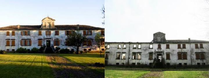 il palazzo bruciato - the minutes fly - web magazine